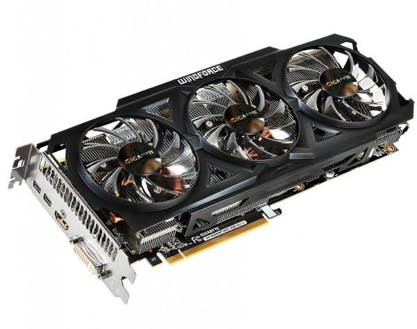Gigabyte Radeon R9 280 WindForce OC R928WF3OC-3GD (3)