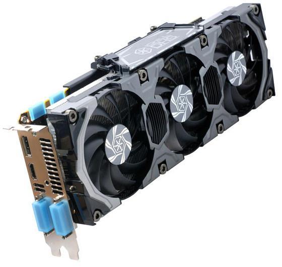 Inno3D GeForce GTX 780 Ti iChill DHS (1)