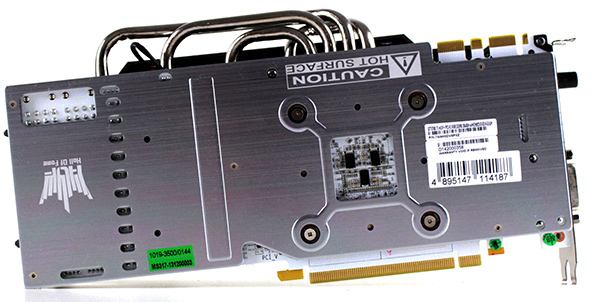 KFA2 GeForce GTX 780 Ti Hall of Fame (4)