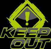 lchapuzasinformatico.com wp content uploads 2014 03 Keep Out logo 0