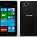 Lenovo prepara su primer Windows Phone para Abril
