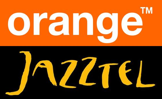 Logo Orange y Jazztel