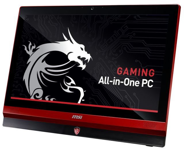 MSI AG220 y AG240, dos All in One con gráficos GeForce GTX 860M
