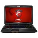 Portátil gaming MSI GT70 2OD-1212XES