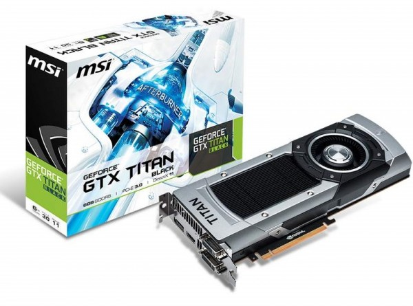 MSI GeForce GTX Titan Black (1)
