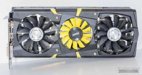 MSI Radeon R9 290X Lightning 10
