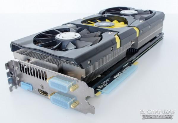 MSI Radeon R9 290X Lightning 11++