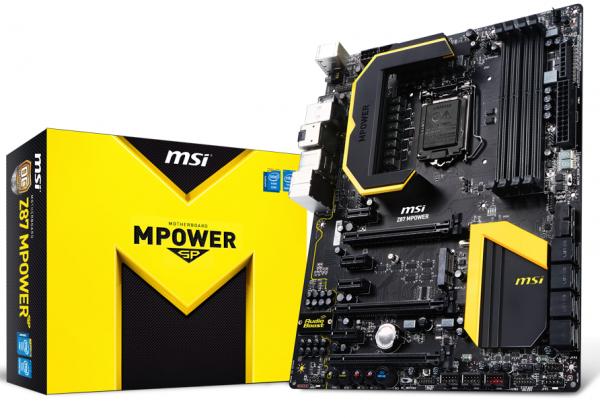 MSI Z87 MPower SP (1)
