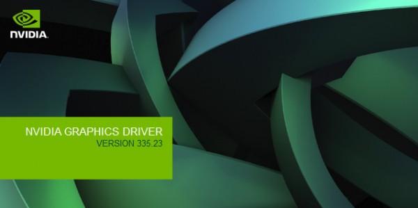 Nvidia GeForce 335.23 WHQL