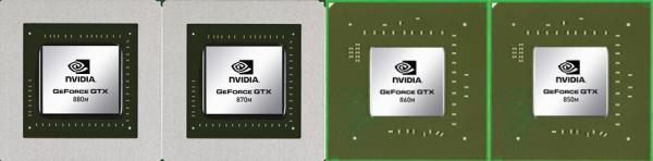 Nvidia GeForce GTX 800M Series