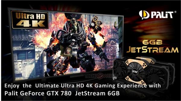 Palit GeForce GTX 780 JetStream 6GB