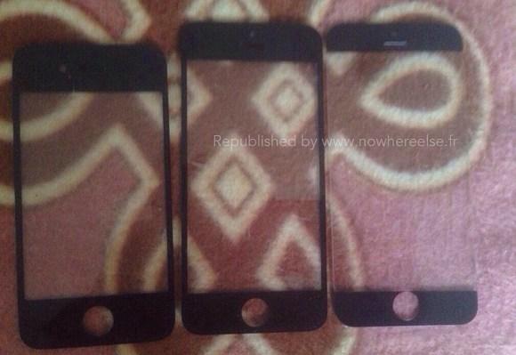 Panel iPhone 4 vs iPhone 5 vs iPhone 6