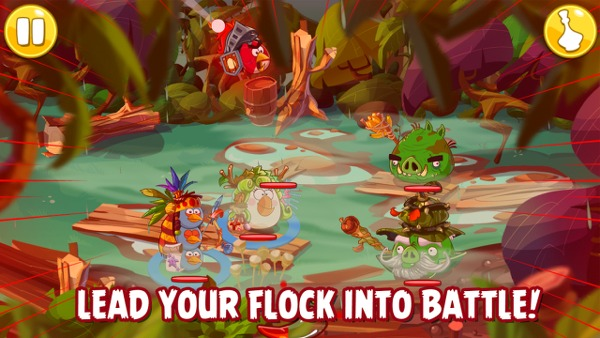 RPG Angry Birds