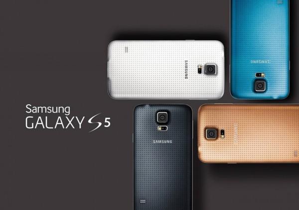 Samsung Galaxy S5 - Foto de prensa (1)