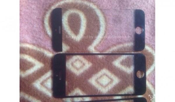 Supuesto panel frontal iPhone 6