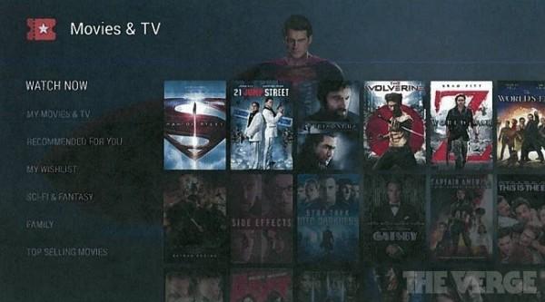 Android TV - Interfaz (3)
