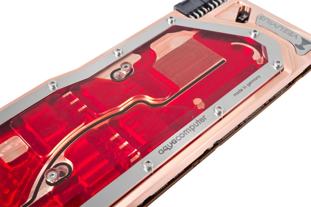 Aqua Computer Radeon R9 295X2 Full Cover Block (2)