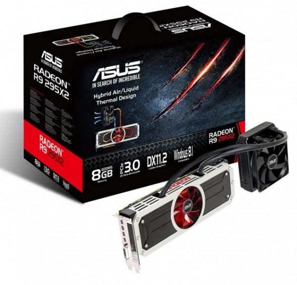 Asus Radeon R9 295X2