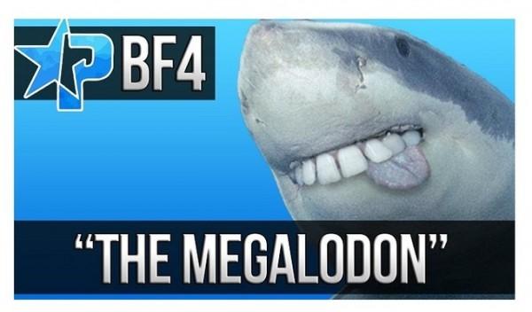 Battlefield 4 Easter Egg - Megalodon