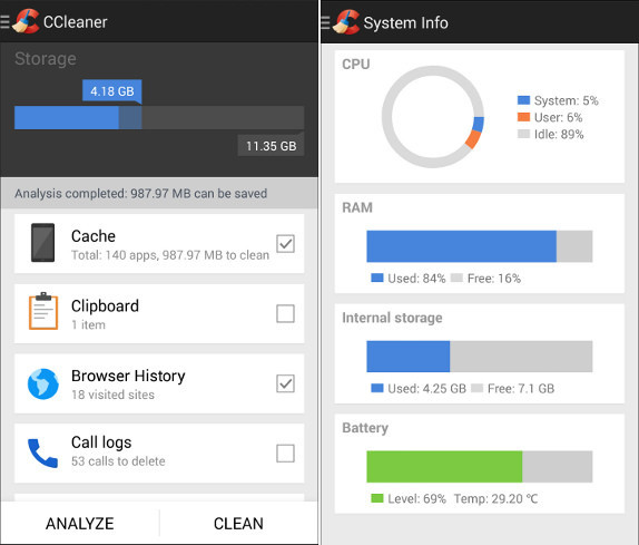 CCleaner Android (1)