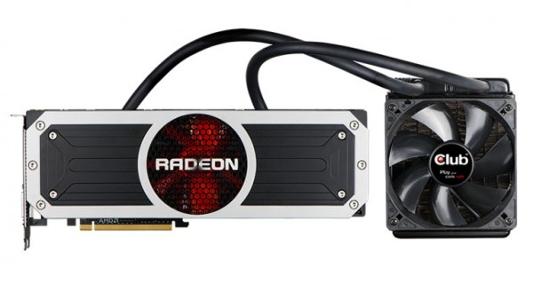 Club 3D Radeon R9 295X2