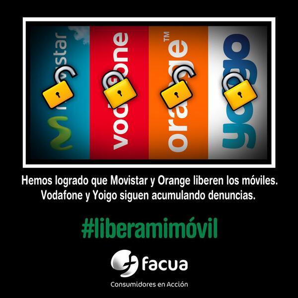 FACUA #liberamimóvil