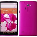 LG Isai FL se vuelve a filtrar, aunque ahora en color rosa