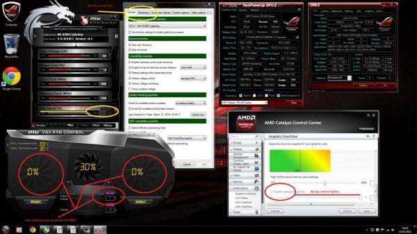 MSI Lightning R9 290X Catalyst 14.3 bug