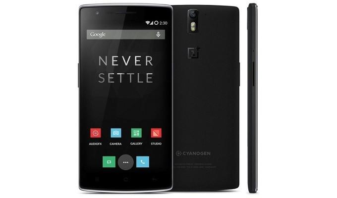 OnePlus One Negro