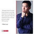El OnePlus One costará menos de 350€ en Europa