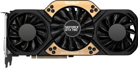 Palit GeForce GTX 780 JetStream 6GB OC (1)