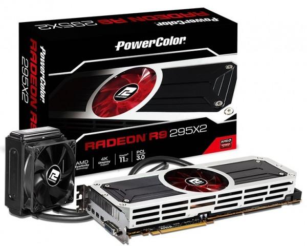 PowerColor Radeon R9 295X2