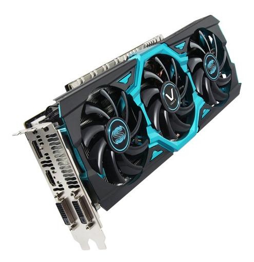 Sapphire Radeon R9 290X Vapor-X OC (2)