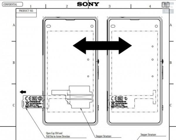 Sony Xperia Z2 Compact FCC (2)