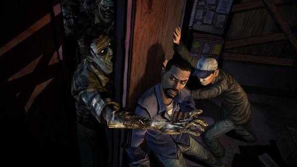 The Walking Dead Episodio Uno Android