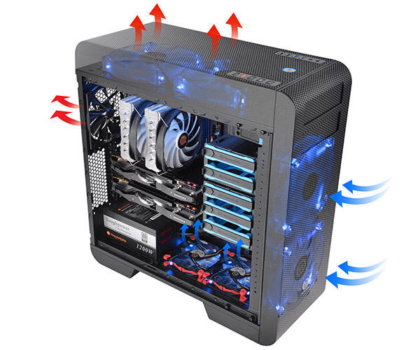 Thermaltake Core V71 24 33