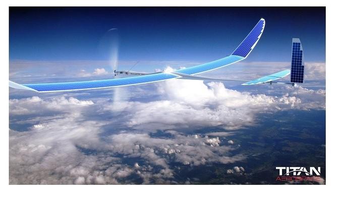 Google adquiere Titan Aerospace