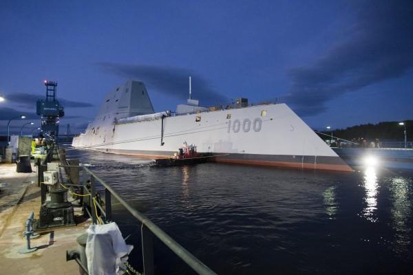USS Zumwalt (1)