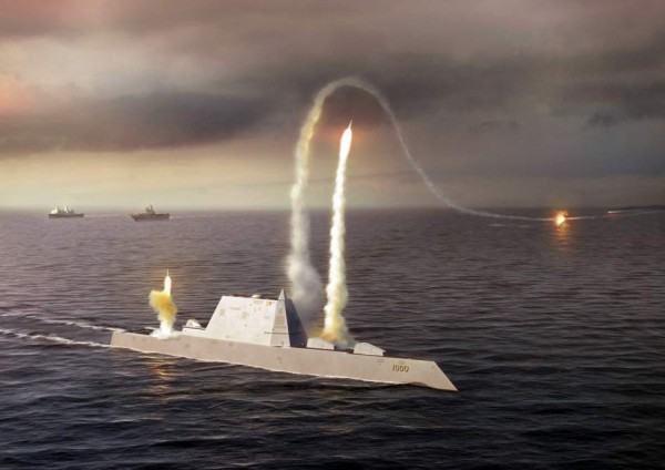 USS Zumwalt (2)