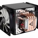 Cyberpower lanza su disipador CPU termoeléctrico V3 Voltair