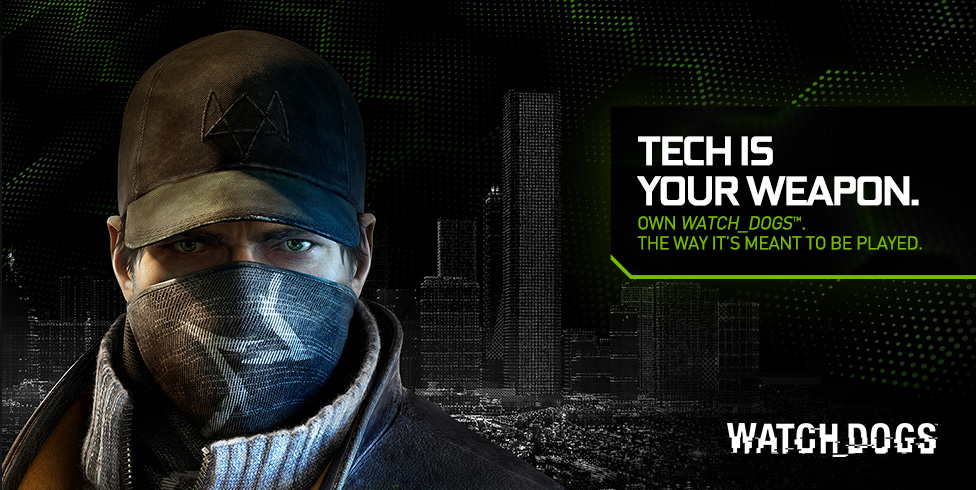 Watch Dogs gratis con tu Nvidia GeForce GTX