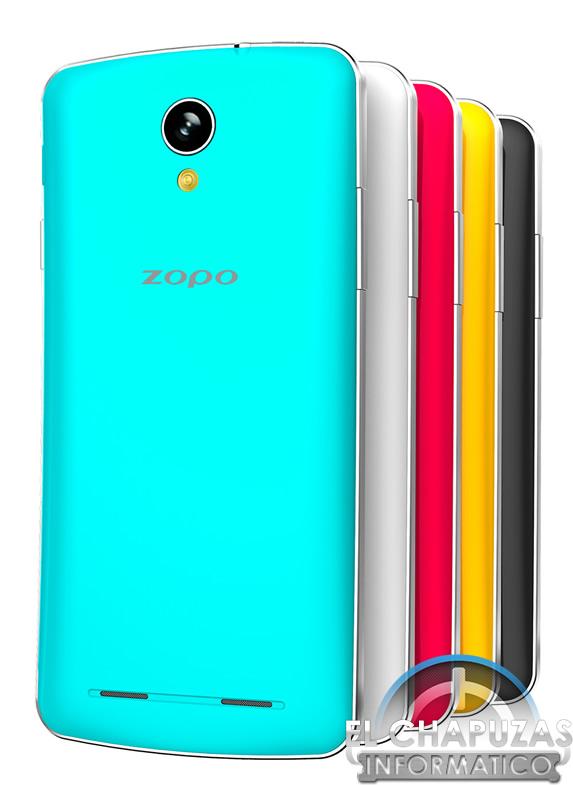 Zopo ZP580