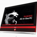 MSI lanza su All-in-One gaming AG270