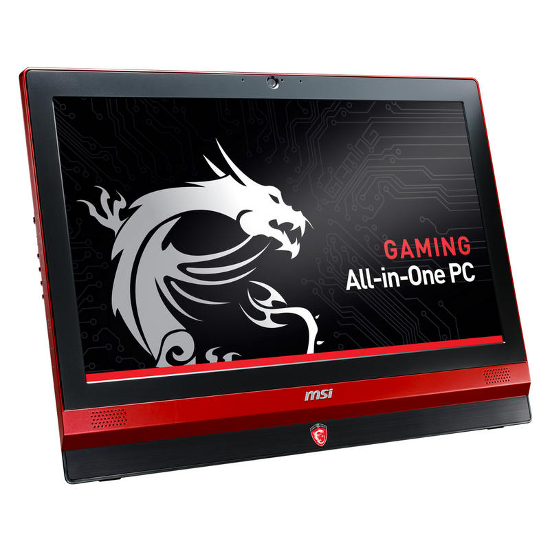 MSI Wind Top AG220 y AG240: AIO para gamers