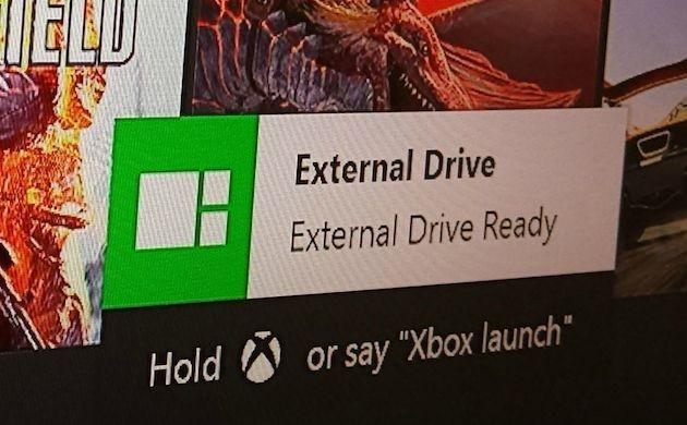 Xbox One almacenamiento externo (1)