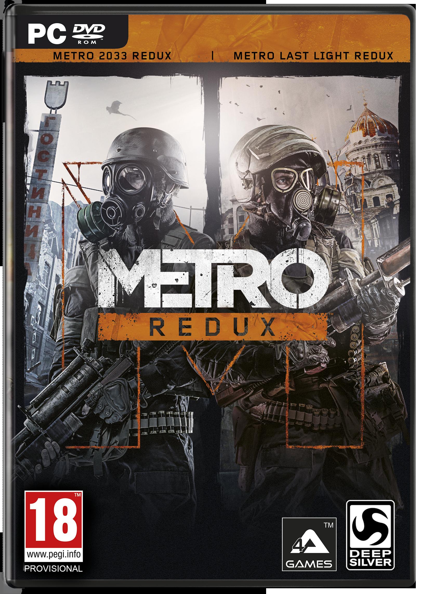 Metro Redux se vuelve a ver las caras con la PS4 y Xbox One