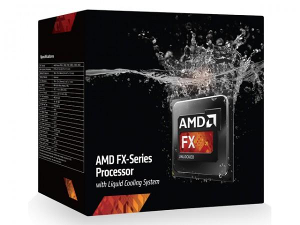 AMD FX-9590 con líquida