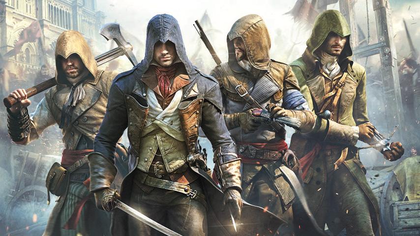 Assassin's Creed: Unity se retrasa dos semanas