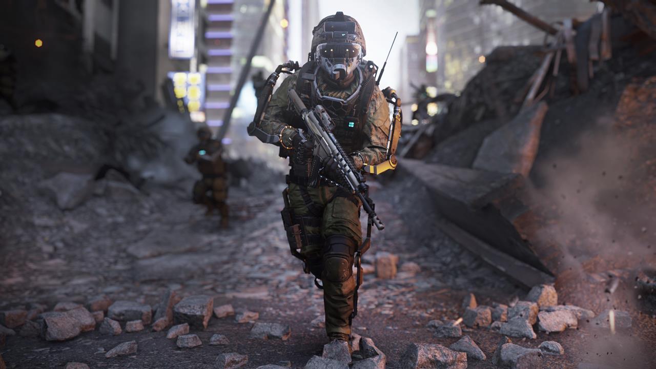 Call of Duty: Advanced Warfare estrena nuevo tráiler