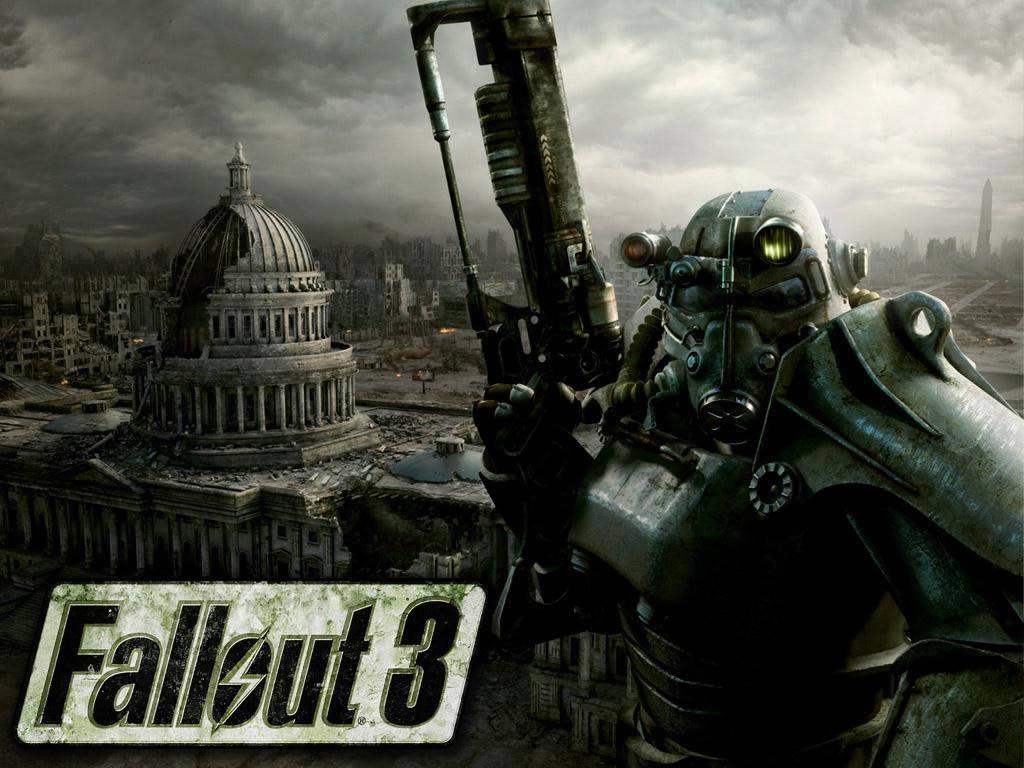 Así es como se pasa Fallout 3 en menos de 24 minutos